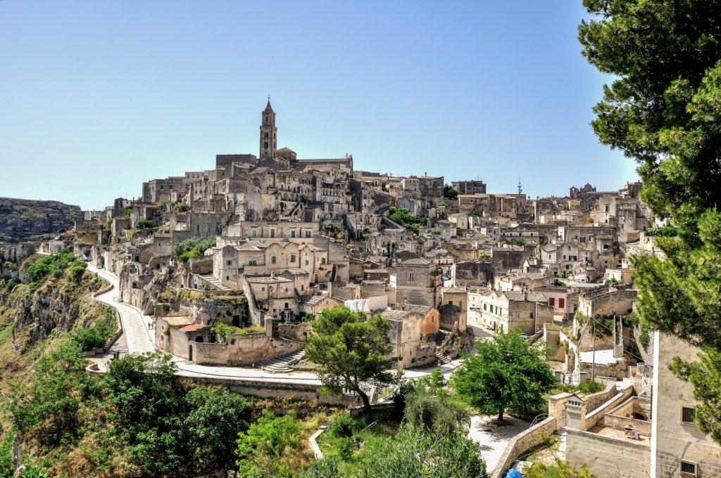 Matera med Italian Travel