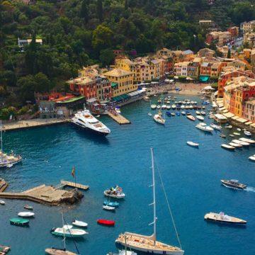 Portofino med Italian Travel
