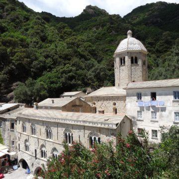 San Fruttuoso med Italian Travel