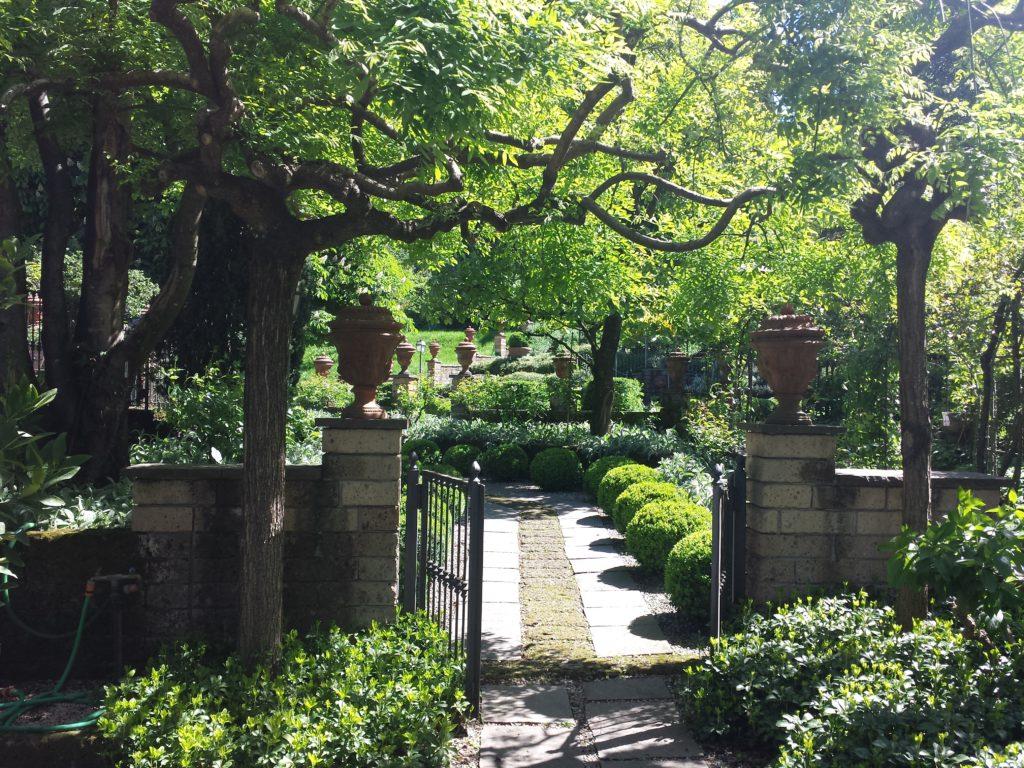 Trädgårdsresor med Italian Travel
