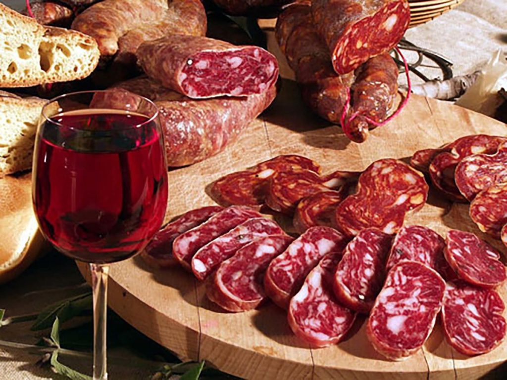 Italienska delikatesser med Italien Travel