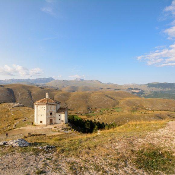 Vandring i Italiens vildmark