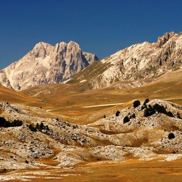 Vildmarken i centrala Italien